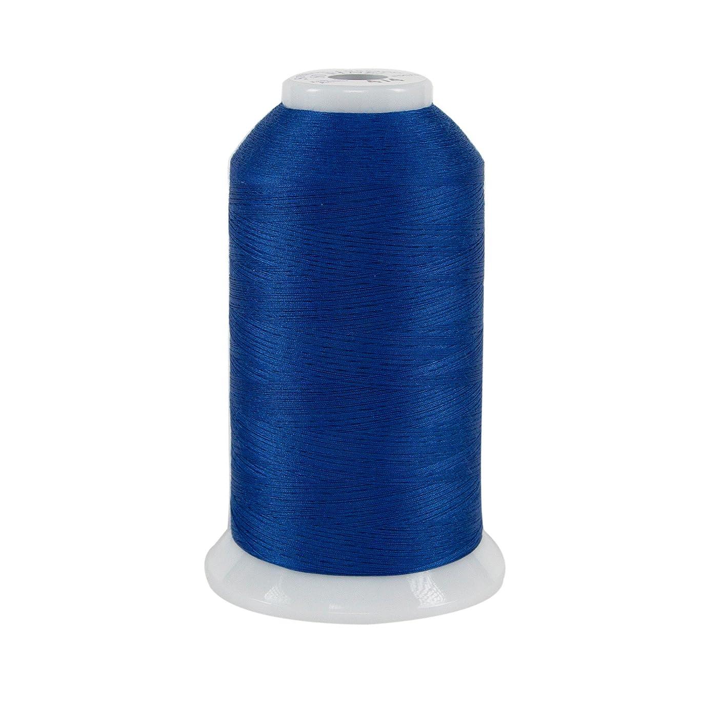 Superior Threads 11602-474 So Fine Billings Blue 3-Ply 50W Polyester Thread, 3280 yd