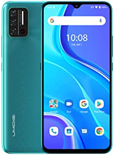 UMIDIGI A7S スマートフォン本体 Android 10.0 スマホ本体 6.53 HD+フルスクリーン SIMフリー スマホ 本体13MP+8MP+2MP 3眼カメラ 4150mAh 32GB ROM グローバルバージョン 顔認証 技...