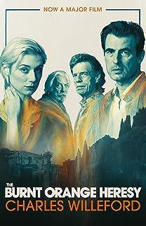 The Burnt Orange Heresy: NOW A MAJOR FILM (Murder Room)