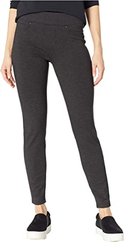 Sienna Pull-On Leggings in Marled Ponte Knit