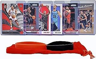 Toronto Raptors Basketball Cards: Kawhi Leonard, Pascal Siakam, Serge Ibaka, Kyle Lowry, Marc Gasol, Fred VanVleet ASSORTED Basketball Trading Card and Wristbands Bundle
