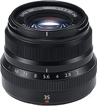 Fujifilm FUJINON XF 35mm F2 R WR Obiettivo 35mm, f/2, Resistente Intemperie, Attacco X Mount, Nero