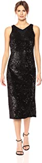 Womens Nights Shimmer Dress