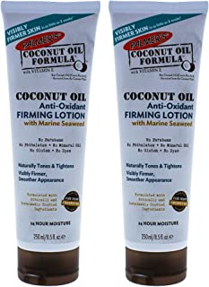 Palmers Coconut Oil Anti-Oxidant Firming Lotion - Pack of 2-8.5 oz Body Lotion