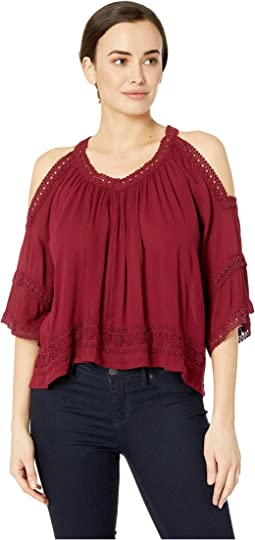 Cold Shoulder B4-8049