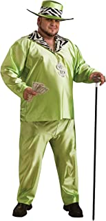 Big Daddy Costume - Plus Size - Chest Size 50-54