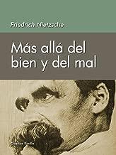 Más allá del bien y del mal (Spanish Edition)