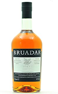 Morrison & MacKay Bruadar Malt Whisky Liqueur schottischer Likör 22% vol 1 x 0.7 l