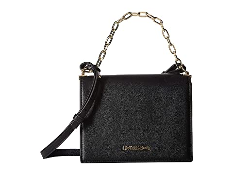 LOVE Moschino Luminous Chain Crossbody Bag
