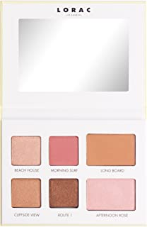 LORAC La Experience Eye & Cheek Palette,