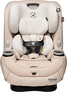 Maxi-Cosi Pria Max 3-in-1 Convertible Car Seat, Nomad Sand, One Size
