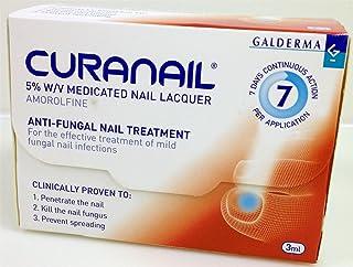 NEW Curanail 5% w/v Medicated Nail Lacquer 3ml