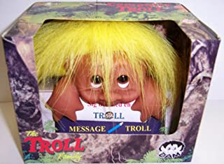 DAM Original Good Luck Computer Troll NEW from Denmark (various hair colors available)