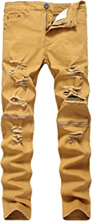 Best brown ripped jeans Reviews