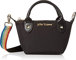 Betsey Johnson Nylon Mini Crossbody