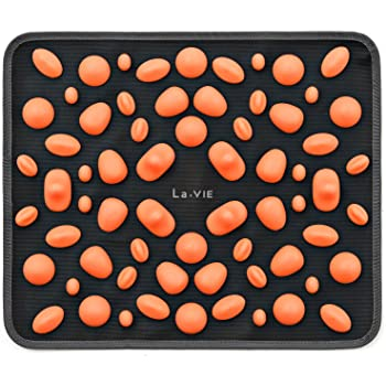 La-VIE(ラヴィ) 足つぼマット 足裏いてーよ 土踏まず