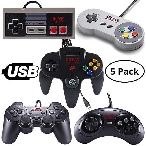 n64 emulator ps4 controller