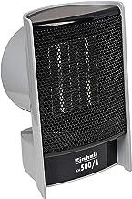 Einhell Verwarmingsventilator KH 500/1 (500 W, hoogwaardig PTC-verwarmingselement, thermostaat, axiale ventilator, veiligh...