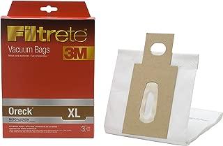 3M Filtrete Oreck XL & CC Micro Allergen Vacuum Bag
