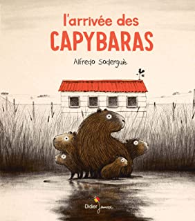 L'arrivée des Capybaras (Hors collection)
