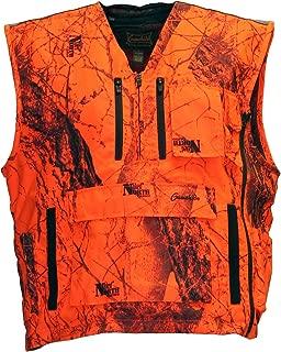 Mountain Pass Extreme Big Game Blaze Orange Camo Hunting...