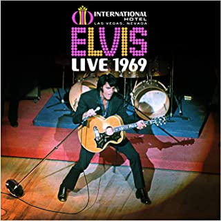 Can't Help Falling In Love (Live at The International Hotel, Las Vegas, NV - 8/25/69 Midnight Show)