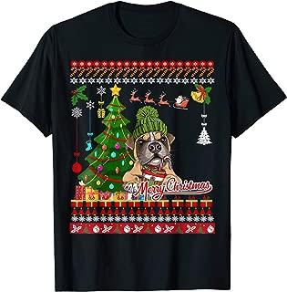 Boxer Xmas Gift T-Shirt