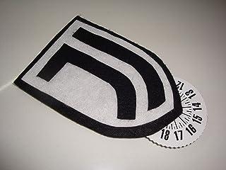 Disco orario Juventus - Juve stemma idea regalo