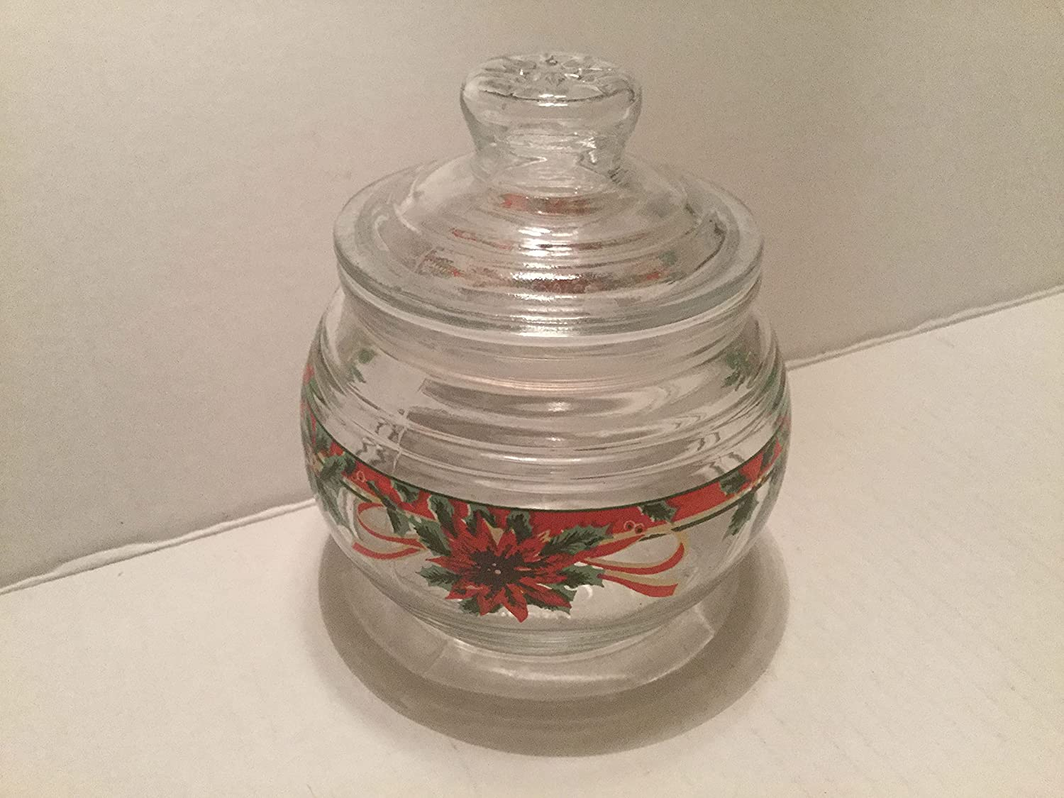 Christmas Cheap 40% OFF Cheap Sale super special price Candy Dish with Glass Holiday
