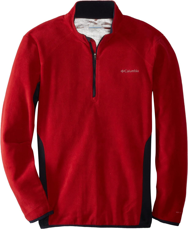 Columbia Men's Heat 360 II 1/2 Zip Tall Shirt