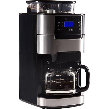 DeLonghi BCO 411.B Cafetera combinada, independiente, totalmente ...
