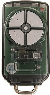 ATA PTX5v2 TrioCode128 Keyring Garage Door Remote Control Grey