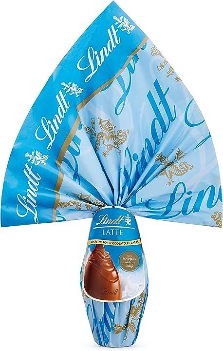 Uovo di pasqua lindt- cioccolato al  latte, 270g B014LBWFU6
