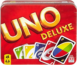 UNO Deluxe jeu de société et de cartes, K0888