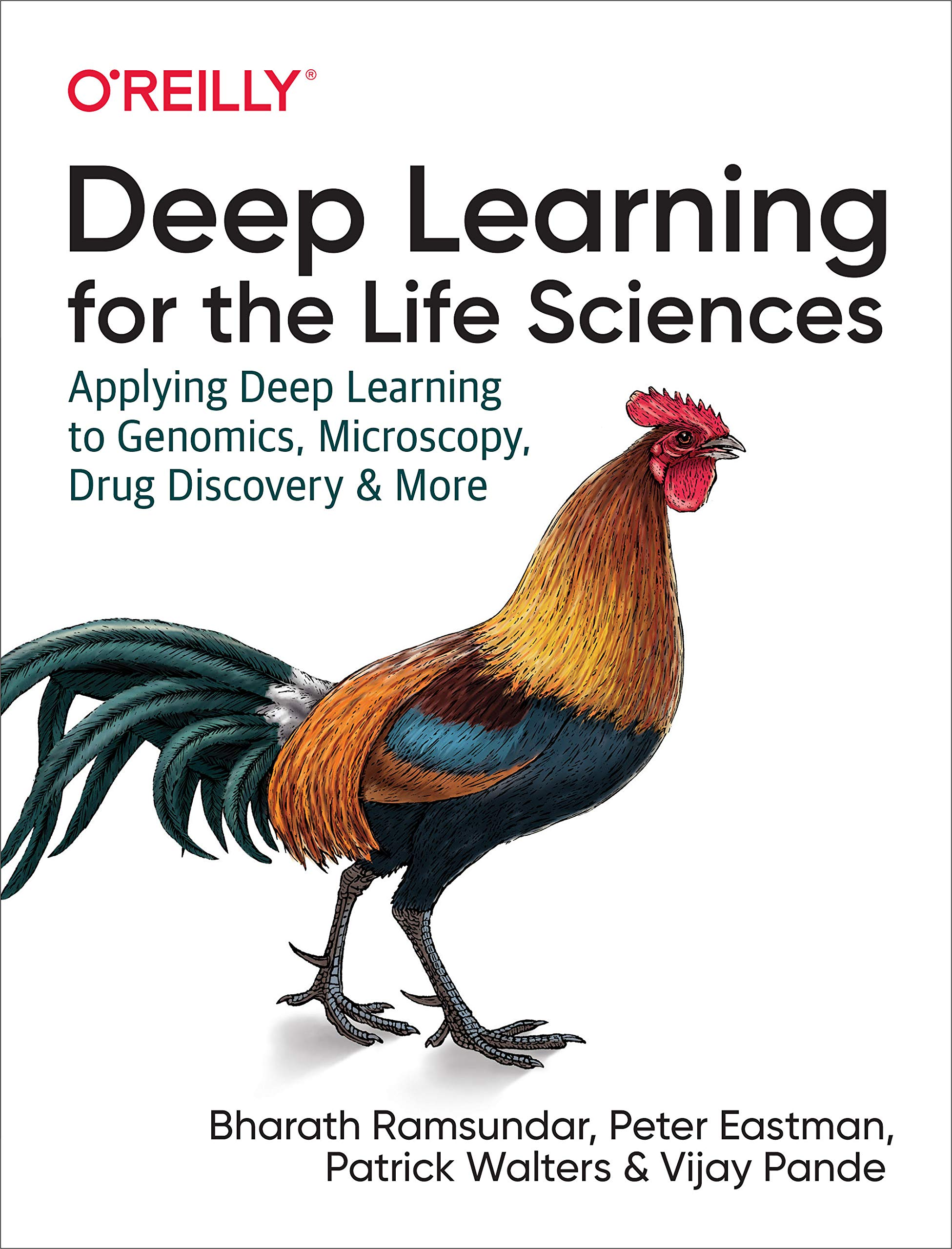 Image OfDeep Learning For The Life Sciences: Applying Deep Learning To Genomics, Microscopy, Drug Discovery, And More