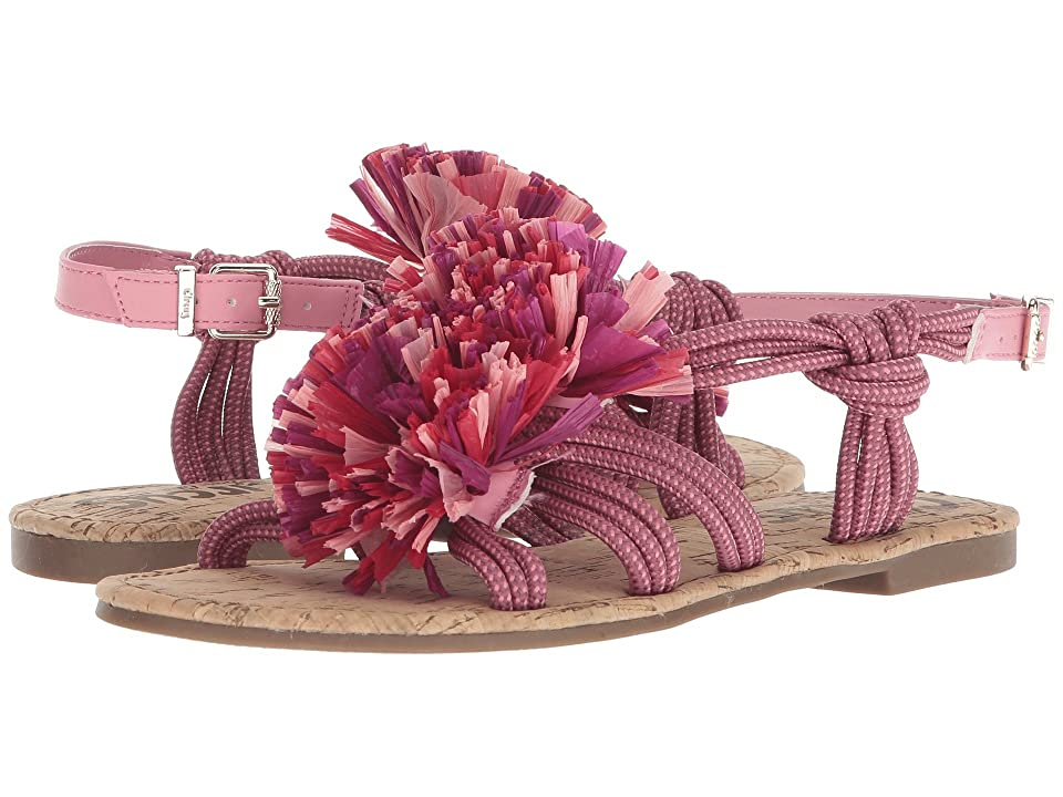 Circus by Sam Edelman Bice (Pink Lemonade/Mulberry Pink Smooth Atanado/Rope) Women