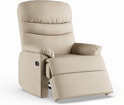 Amazon.com: Monarch Fuzzy tela silla juvenil, color rosa ...