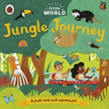 Little World: Jungle Journey: A push-and-pull adventure