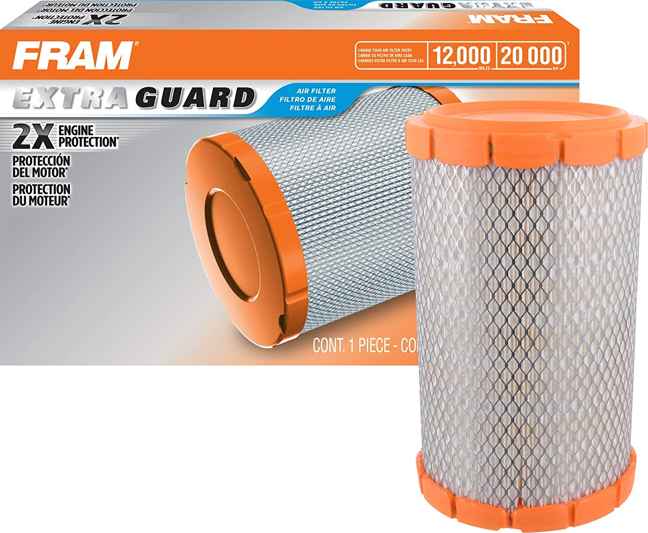 FRAM CA8038 Extra Guard Miscellaneous Filter