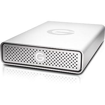 G-Technology 4TB G-DRIVE USB-C (USB 3.1 Gen 1) Desktop External Hard Drive - 0G05666-1