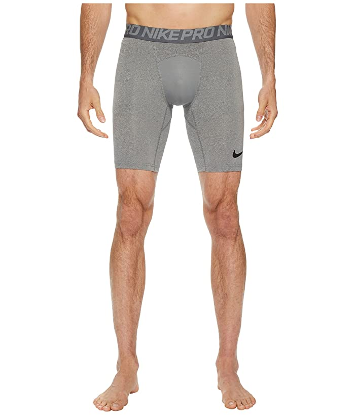 Nike Pro Short (Carbon Heather/Dark Grey/Black) Men