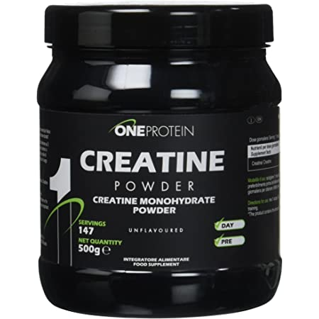 Creatine Powder integratore alimentare di creatina (500 grammi)