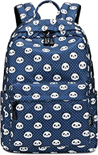 panda backpacks for school