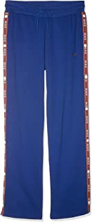 Nike Women's Sportswear Logo Pants, Indigo Force/University Red, Medium