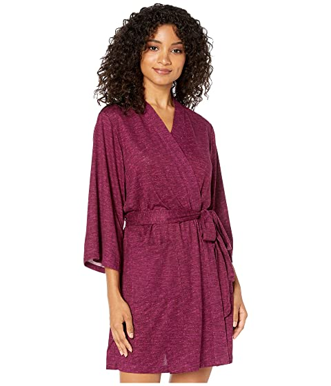 Kate Spade New York Brushed Sweater Knit Robe