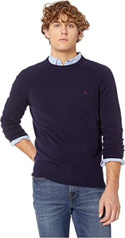 Lambswool Crew Neck Sweater