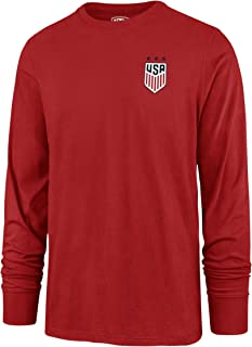 World Cup Soccer Adult Men's USSF Men's Rival Long Sleeve Tee