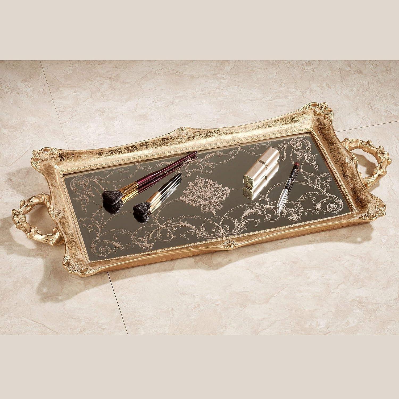 セール品 Touch of 正規販売店 Class Letitia Vanity Tray Gold