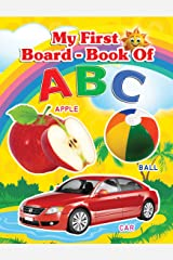 My First Board-Book of ABC Kindle Edition