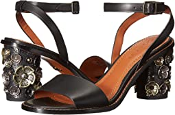 COACH - Mid Heel Tea Rose Sandal